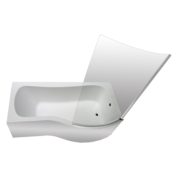 Allbits Eden Shower Bath Right Hand