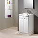 Oxford 60 Vanity Unit & Basin with Tap