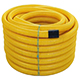 Gas Ducting Yellow Perforated BS4962 80mm x 50m