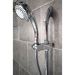 Aqualisa Aquarian Shower with Adjustable Head
