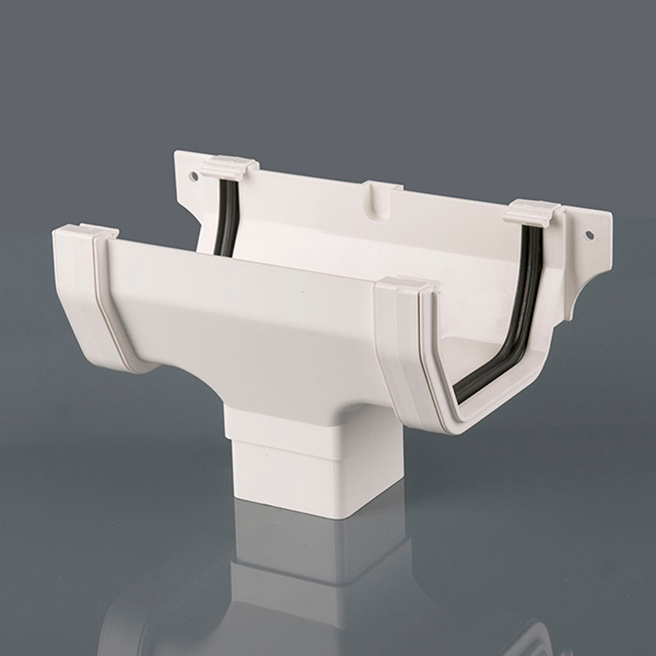 Running Outlet 114mm Squarestyle White