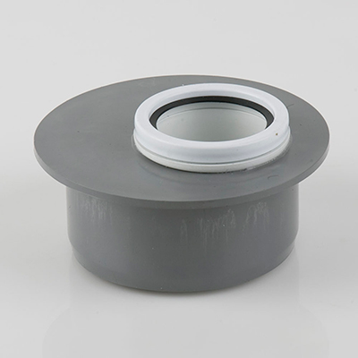 110mm X 50mm - Seal Accepts Solvent Waste Grey