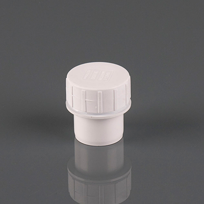 32mm Access Plug White