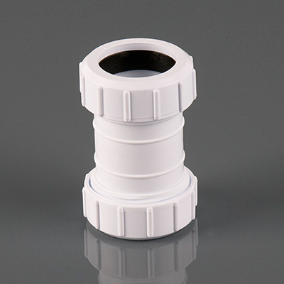 Universal Compression Straight Connector 40mm x 40mm