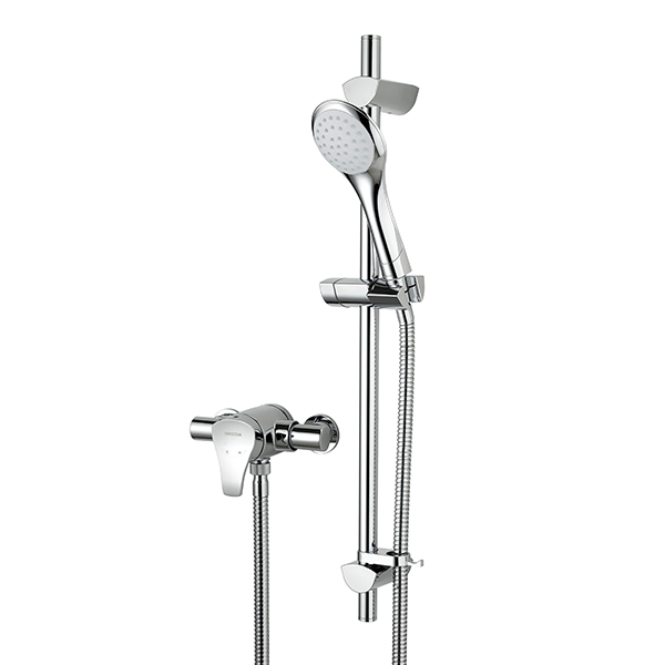Bristan Capri2 Thermostatic Surface Mounted Shower