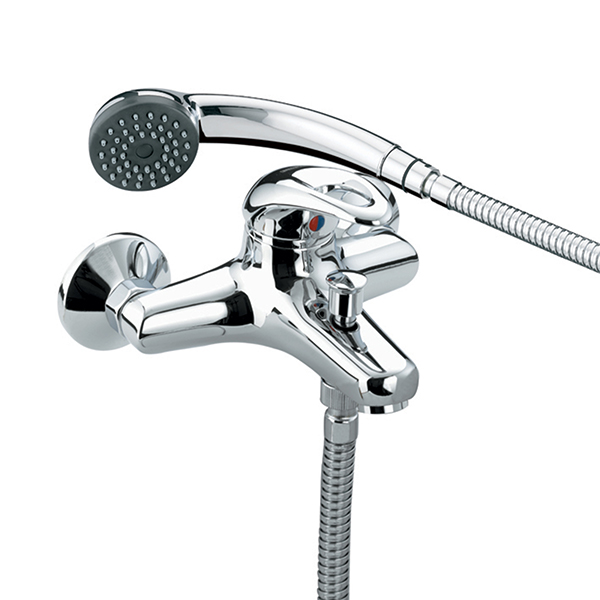 Bristan Java Wall Mounted Bath Shower Mixer