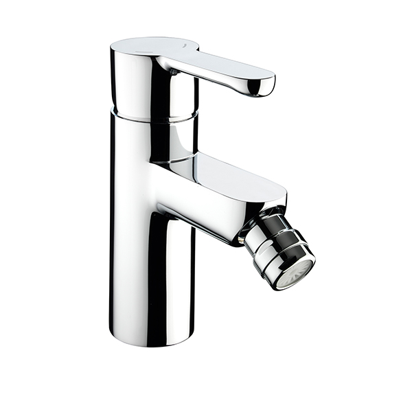 Bristan Nero Bidet Mixer with Pop-up Waste