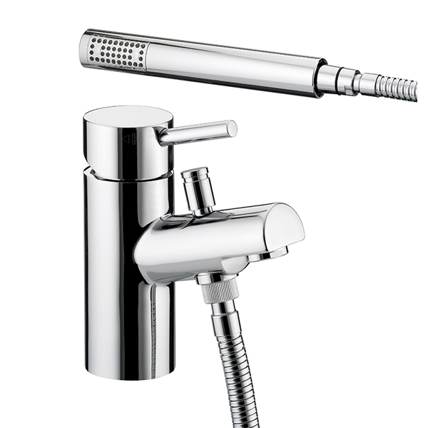 Bristan Prism 1 Hole Bath Shower Mixer