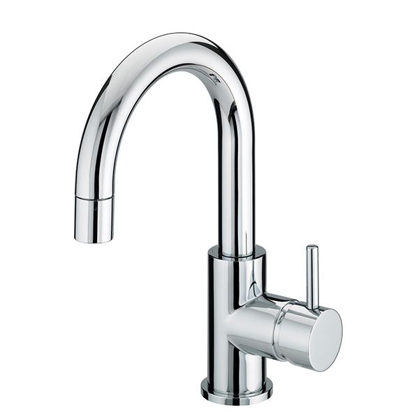 Bristan Prism Side Action Basin Mixer with Pop-Up Waste