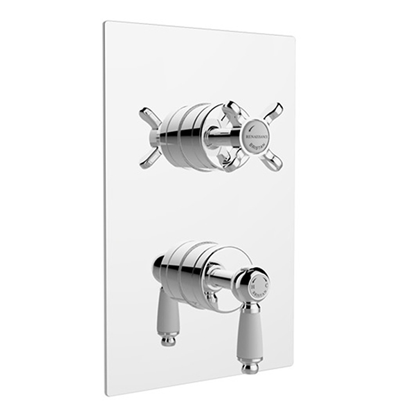 Bristan Renaissance Shower with Integral Two Outlet Diverter