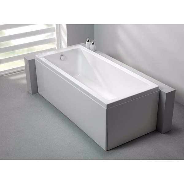 Carron Quantum Single Ended 5mm Bath 1600 x 800mm