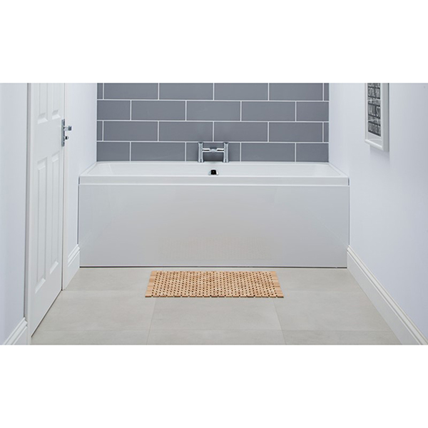 Carron Profile Duo Double Ended Carronite Bath 1650mm