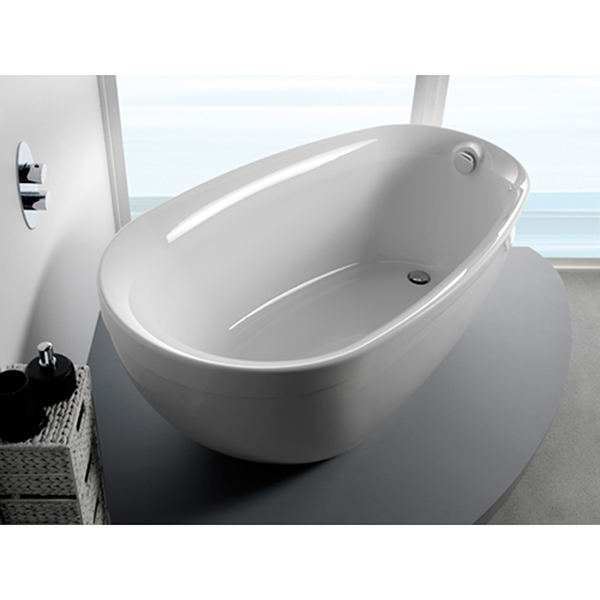 Paradigm Carronite Freestanding Bath with Filler