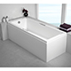 Carron Quantum Single Ended Integra Carronite Bath 1700 x 700mm