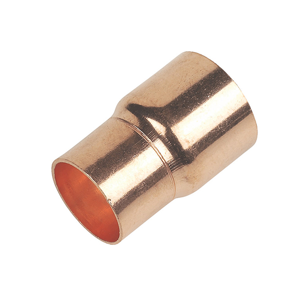 15mm x 8mm End Feed Fitting Reducer 2 Pack