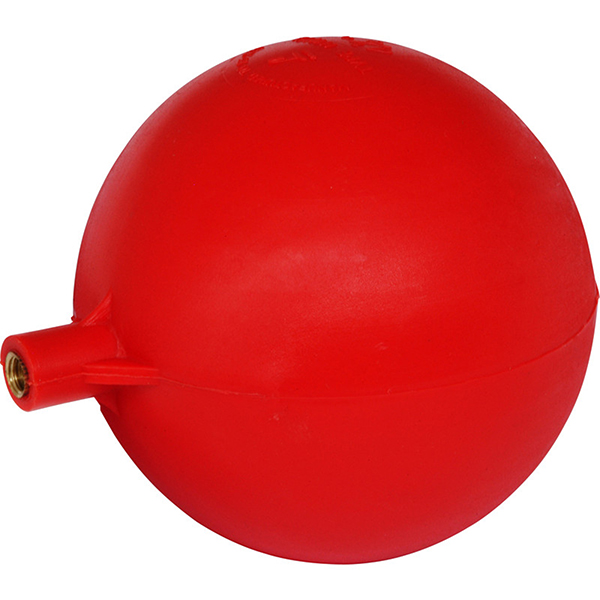 "4 1/2"" Round Plastic Float"