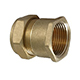 "22mm x 1"" Female Coupler"