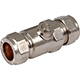 15mm Full Bore Chrome Isolating Valve