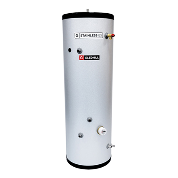 Gledhill Unvented Hot Water Cylinder Indirect 200 Litre