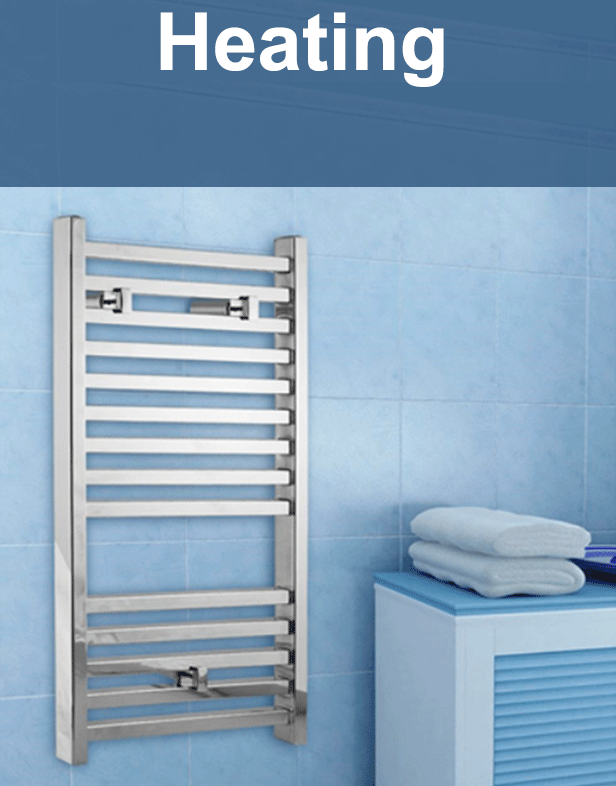 Radiators and Designer Towel Rails