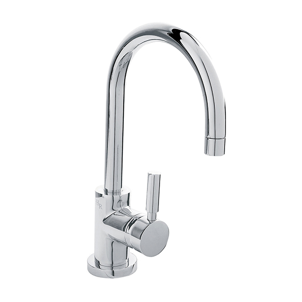 Hudson Reed Tec Lever Side Action Basin Mixer