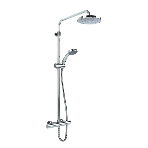 Inta Deluge Optimo Thermostatic Bar Shower