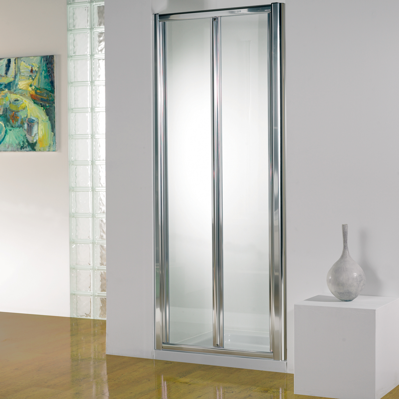 Kudos Original 900mm Bifold Shower Door