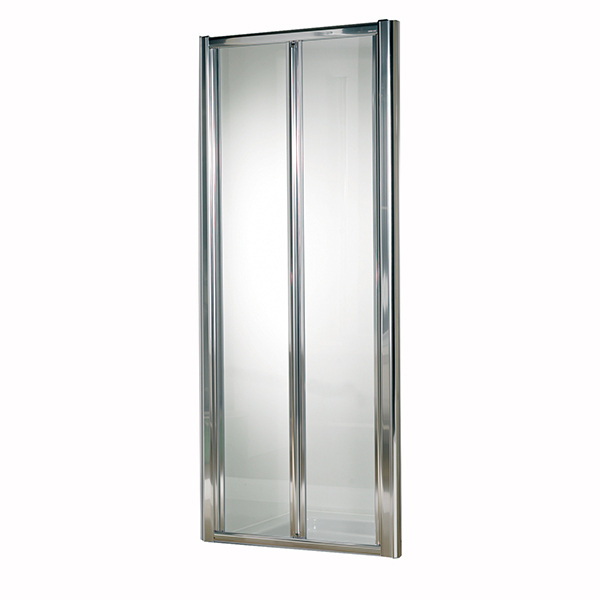 Kudos Infinite 900mm Centre Folding Door £535.60 at Allbits Plumbing ...