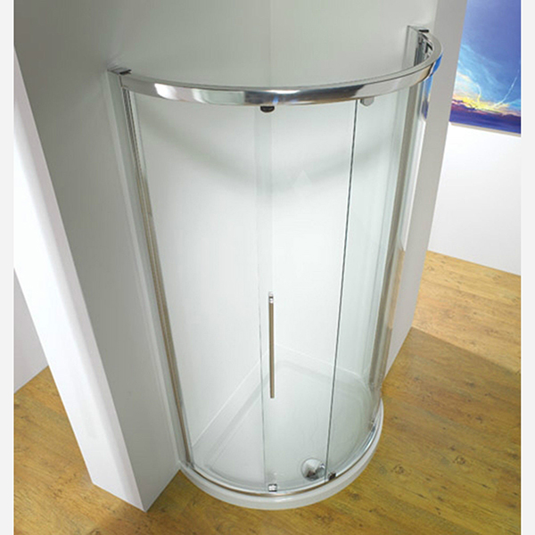 Kudos Original 810mm Curved Quadrant Enclosure - Side Access