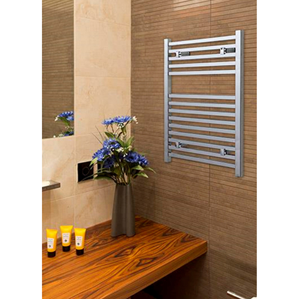 Todi Radiator 500 X 690mm - Chrome