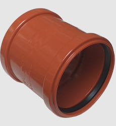 110mm Underground pipe and fittings