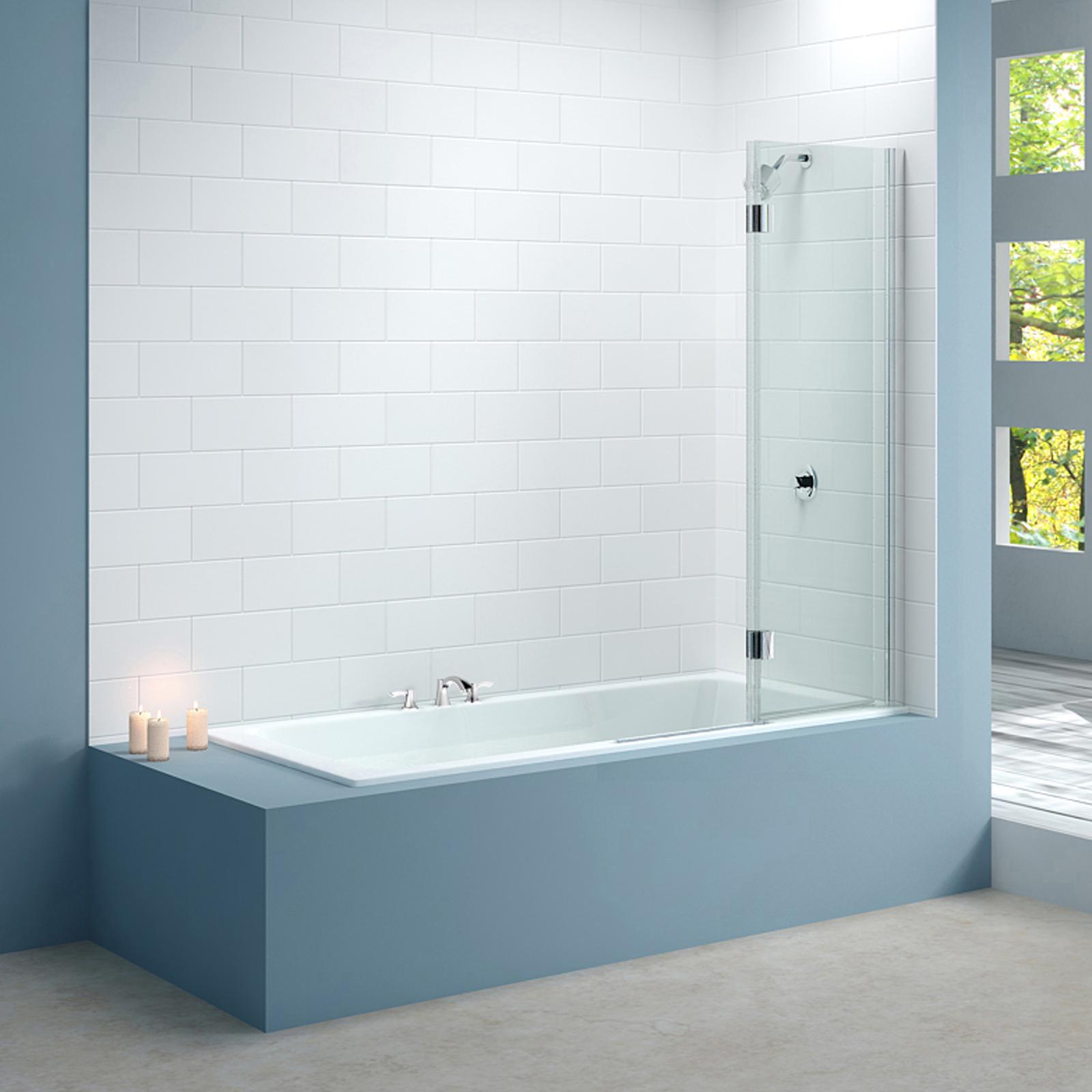 Merlyn secureseal bath screen diy planer stand