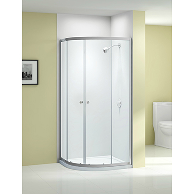 Merlyn Ionic Source 2 Door Quadrant 900 x 900mm