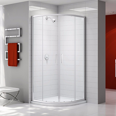 Merlyn Ionic Express 2 Door Quadrant 900 x 900mm