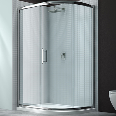Merlyn Series 6 1 Door Offset Quadrant 900 x 760