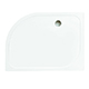 Merlyn Touchstone Left Hand Quadrant 1000 x 800 Shower Tray