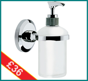 Bristan Soap Dispenser