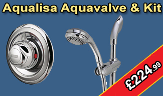 Aqualisa Shower Offer