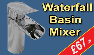 Waterfall Tap Only £37.99
