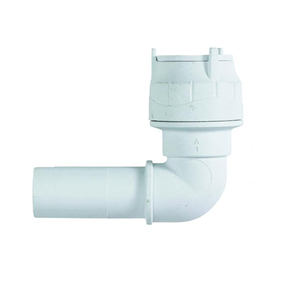 PolyFit 22mm Spigot Elbow.  Pack of 5.