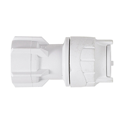PolyFit 15mm x 3/4inch Hand Tighten Tap Connector
