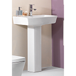 Utah 560 1 Tap Hole Basin and Pedestal