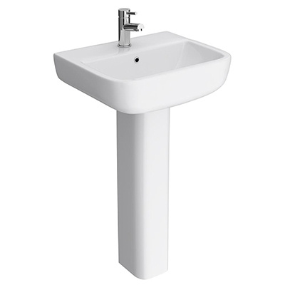 Rak Series 600 1 Tap Hole Basin